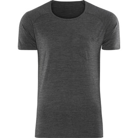Devold Herdal T-shirt Heren, anthracite